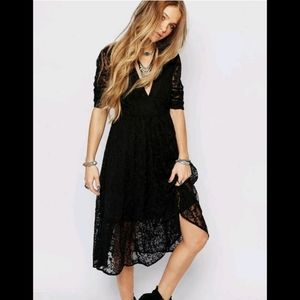 🆕️ Free People 'Mountain Laurel' Lace Dres